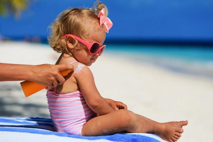 Как правильно подготовить кожные покровы детей