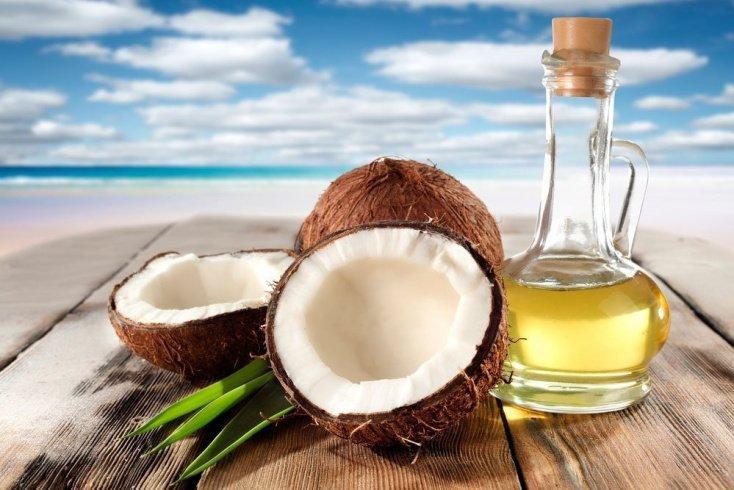 Кокосовое масло — кладезь витаминов и полезных веществ