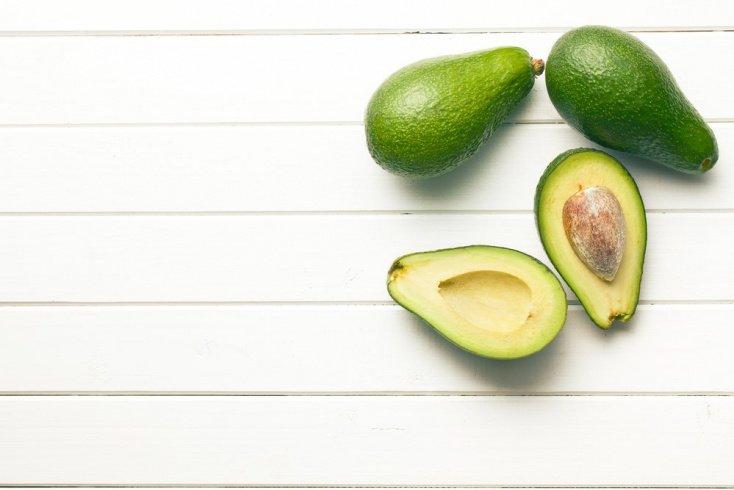Замена авокадо в диете