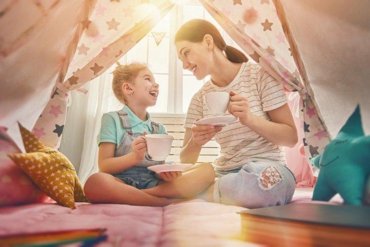 Комнаты для детей и родителей