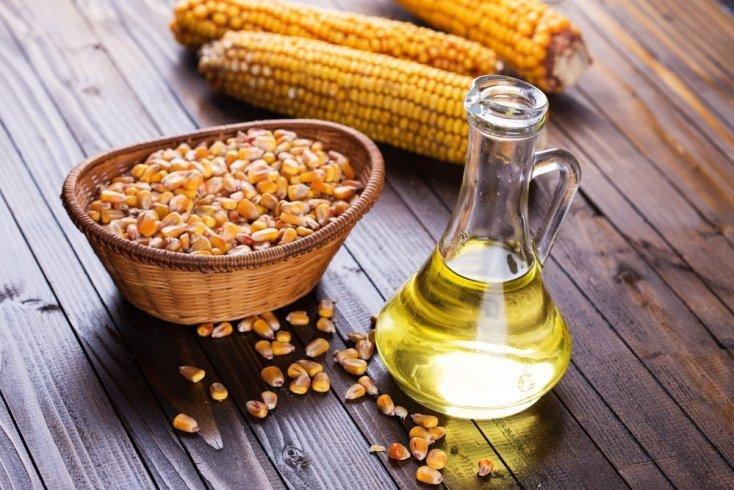 Кукурузное масло в уходе за кожей