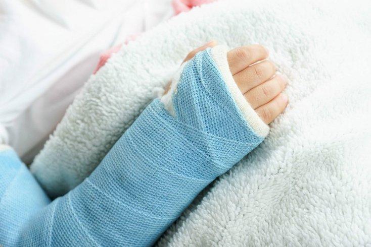 Самые распространенные переломы у беременных