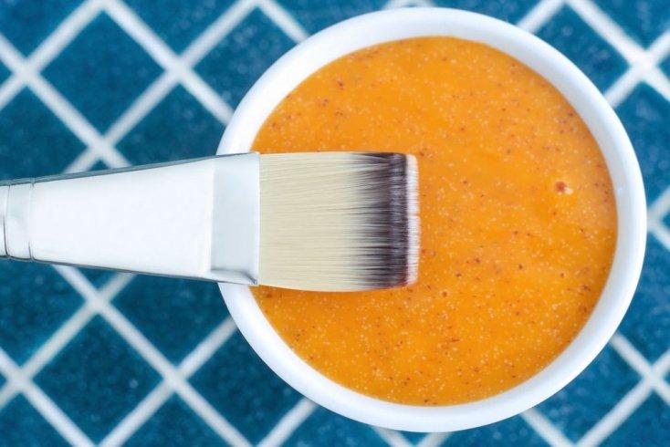 Рецепты красоты: лучшие морковные маски