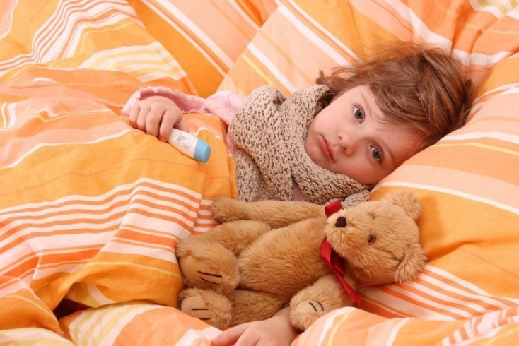 Детские инфекции: особенности, отличие от ОРВИ