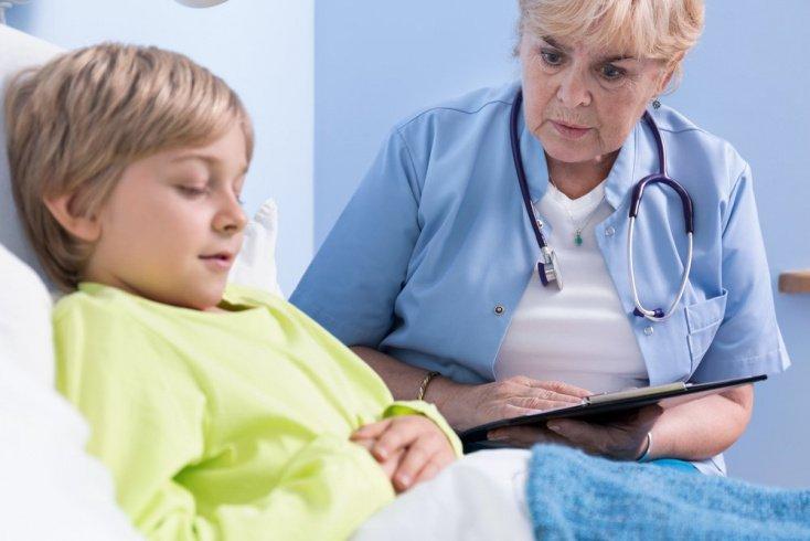 Рвота у ребенка и ее влияние на здоровье