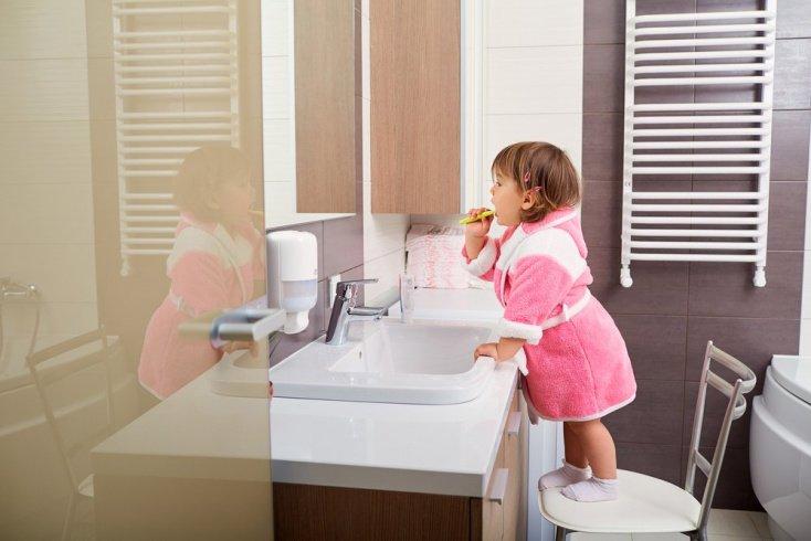 Когда ребенку нужен режим дня?