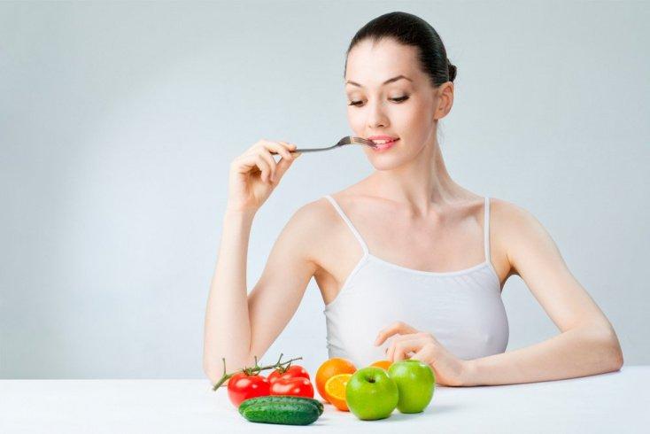 Питание: грамотное похудение