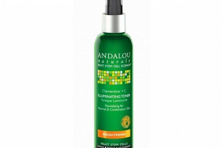 Andalou Naturals, Тоник для восстановления цвета кожи Источник: eco-chudo.ru