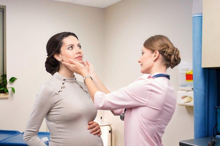 Нарушения функции щитовидной железы