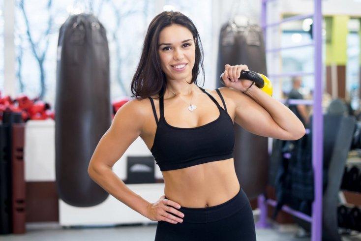 Особенности гиревого фитнеса