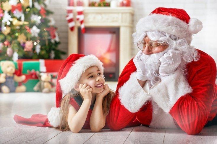 Самый сложный для родителей вопрос: кто из Дедов — настоящий Мороз?