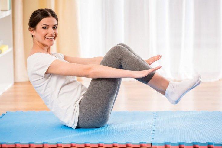 Комплекс упражнений для лечения и профилактики геморроя