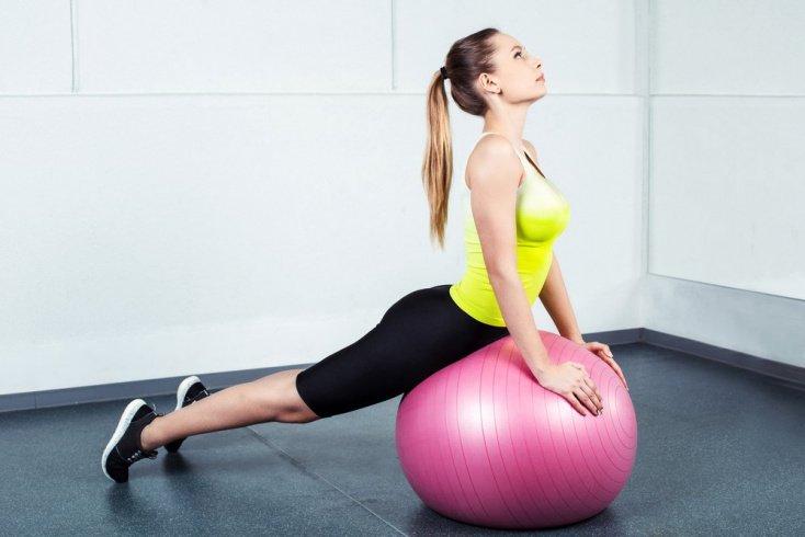 Комплекс упражнений для похудения тела