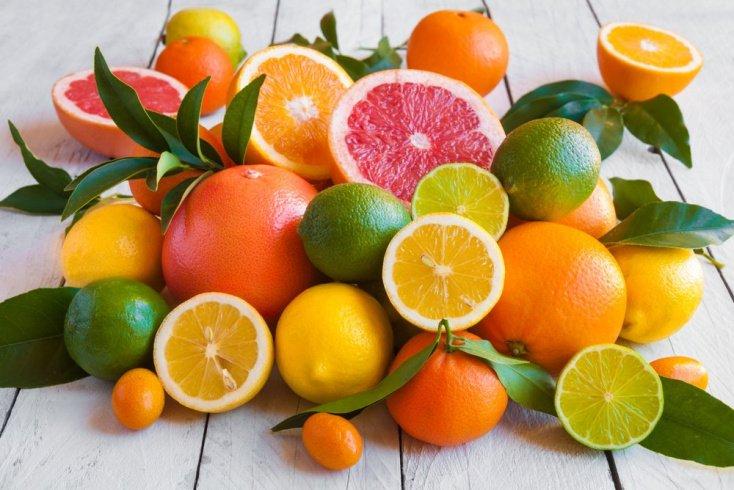 Обогащение рациона цитрусовыми фруктами