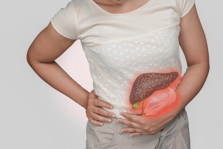 Симптомы гепатита D