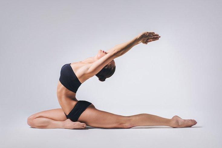 Йога: расслабляемся и укрепляем организм