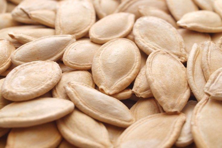Первое средство от паразитов: семена тыквы