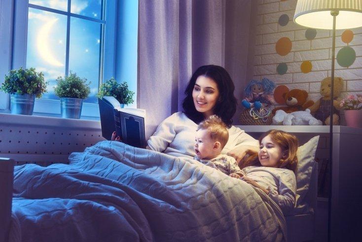 Чтение для малышей