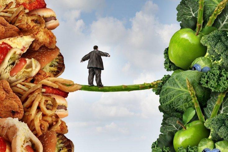 Миф 1: Правильное питание — это 5 ложек пресной невкусной еды
