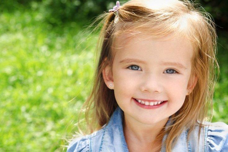 Красота улыбки формируется с детства