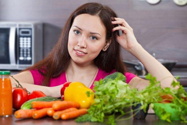 В каких продуктах искать витамины для здоровья волос
