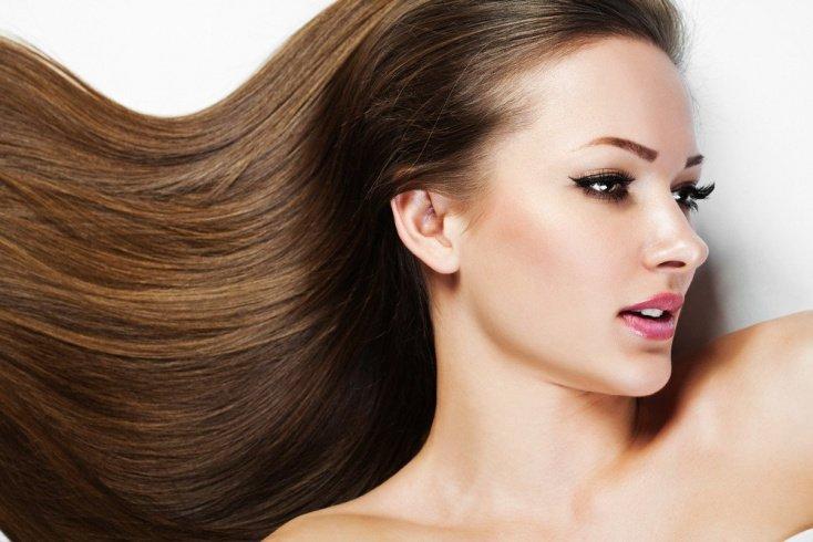 Салонные процедуры для выпрямления волос