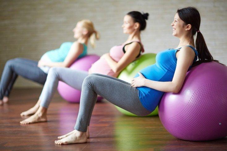 Особенности физических упражнений при беременности