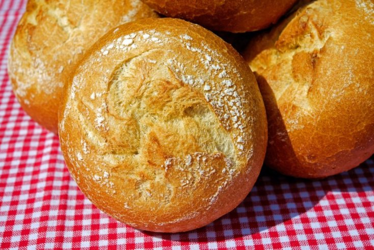 Паровые булочки: рецепт от бабушки