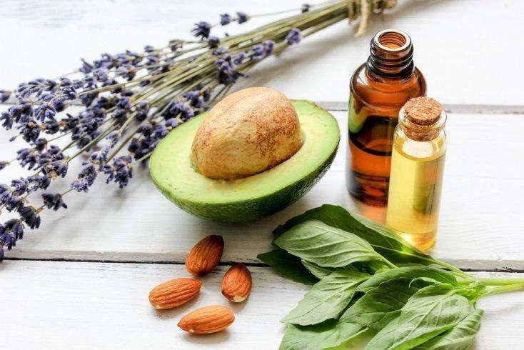 Рецепты масок для волос с маслом авокадо