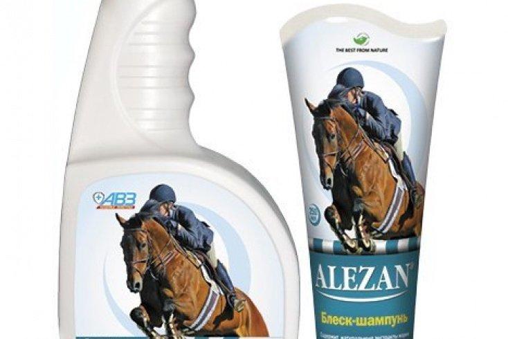 Шампуни для купания лошадей