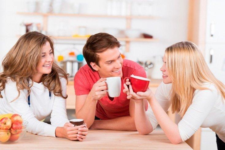 Совет 7: Проводите время с друзьями