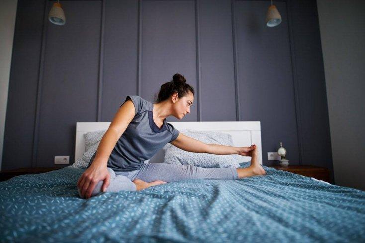 Упражнения для тонуса мышц помогают снизить уровень стресса