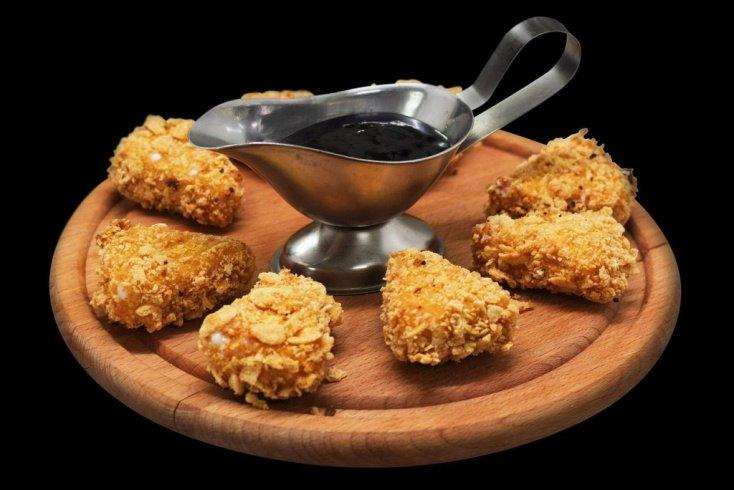 Простой рецепт куриных наггетсов