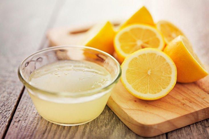 4. Лимонный сок