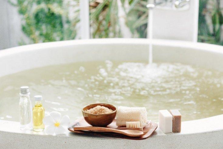 5. Солевые ванны
