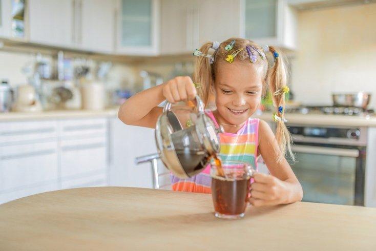 Чем дети могут запить завтрак