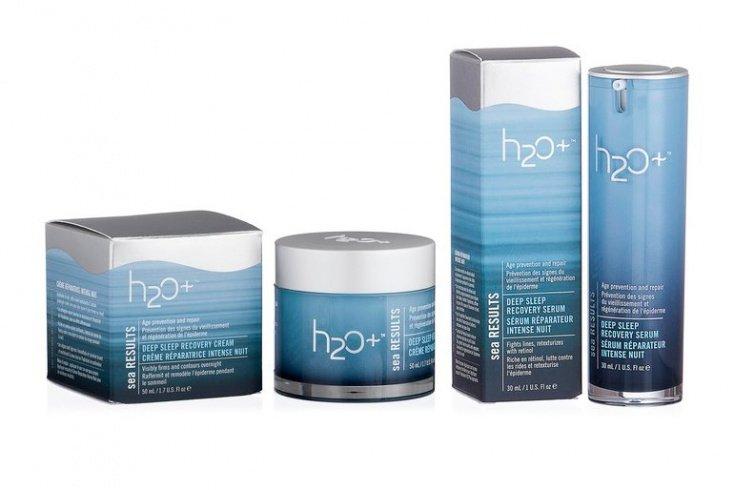 H2O+ Ночной восстанавливающий крем для лица Sea Results Источник: grouponcdn.com