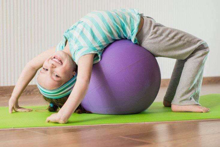 Физкультура для детей пяти-шести лет: специфика занятий