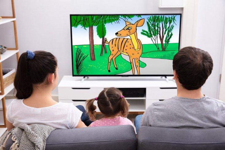 Мультфильмы про животных для детей