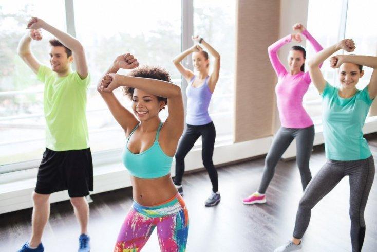 Общие преимущества танцев