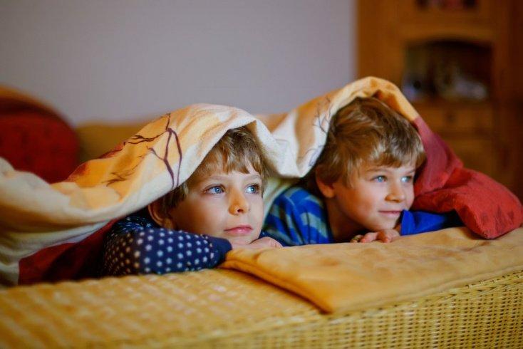 Детская психика: как влияют мультфильмы на развитие ребенка