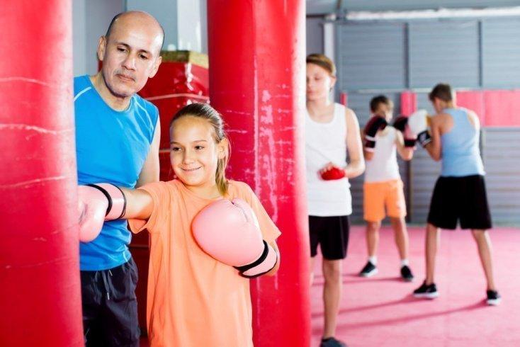 Как выбирать детские кружки для занятия спортом?