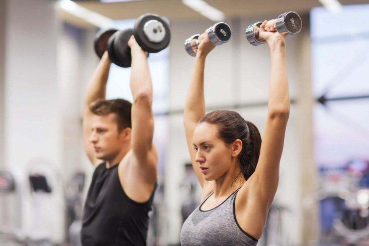 Особенности тренировки груди вне фитнес-центра
