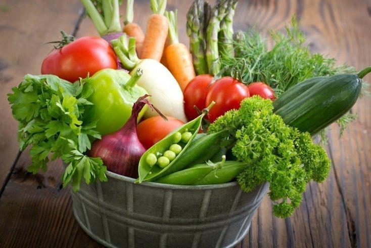 Диеты на овощах: основные правила