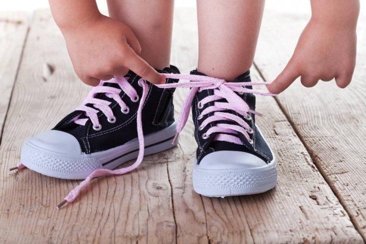 1. Отсутствие контроля состояния детской обуви
