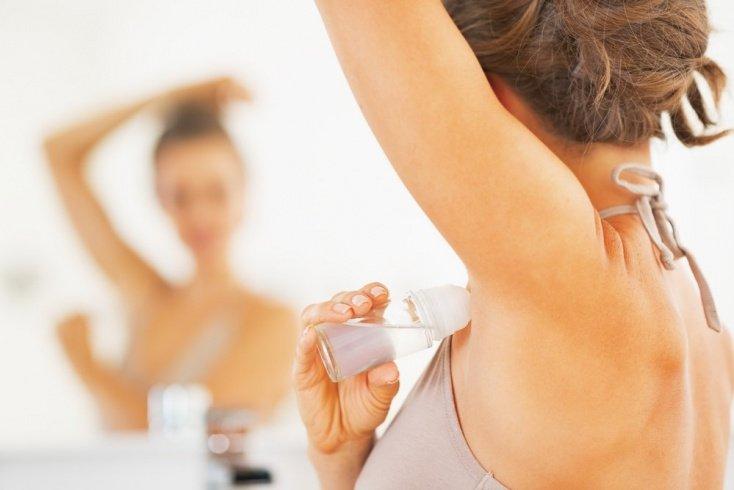 Что входит в состав натуральных дезодорантов