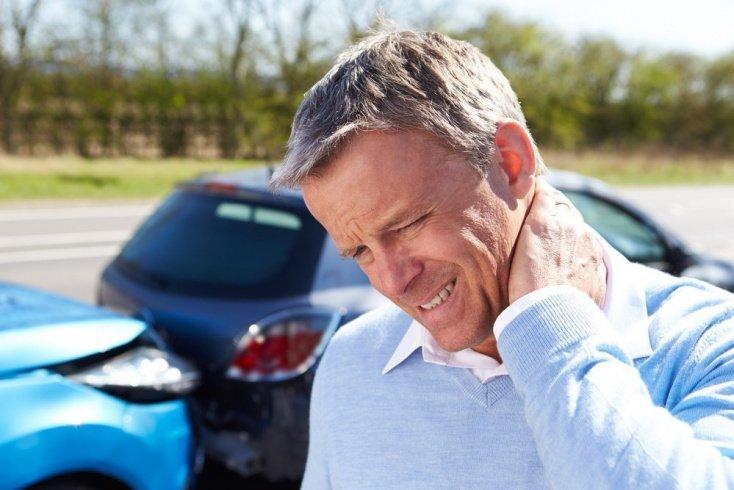 Хлыстовая травма и повреждения шеи