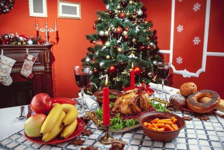 Как избежать отравления и сохранить здоровье на Новый год?