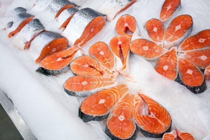 Как выбрать качественную замороженную рыбу?