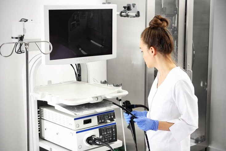 Диагностика хеликобактерного гастрита: гастроскопия, биопсия, хелик-тест